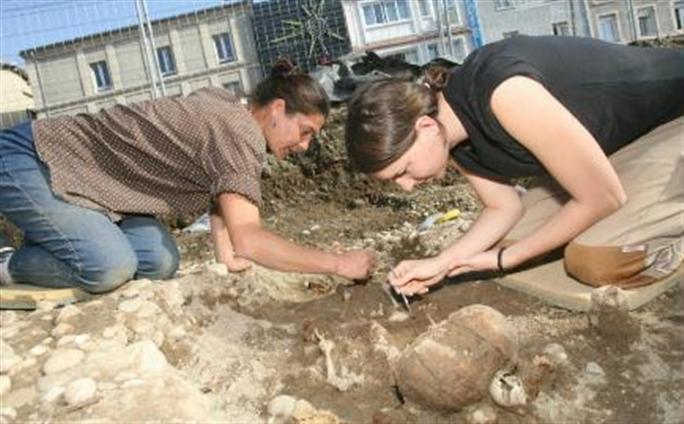 Archeologie Benevole