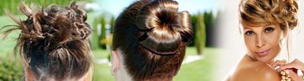 Idées coiffures de fêtes