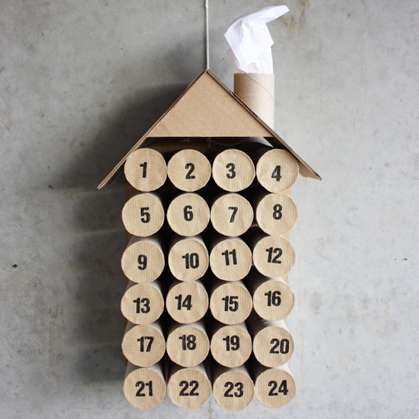 Calendrier de l'avent Do It Yourself