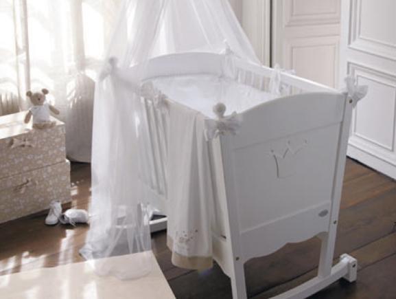 Chambre de bébé d'antan