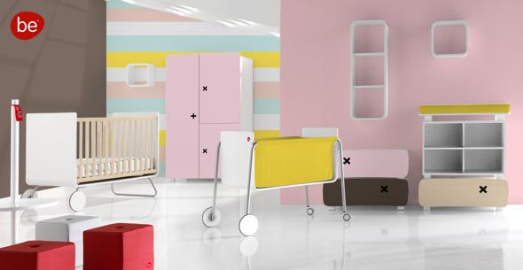 Chambre pour bébé design