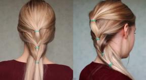 Idées de coiffure simples