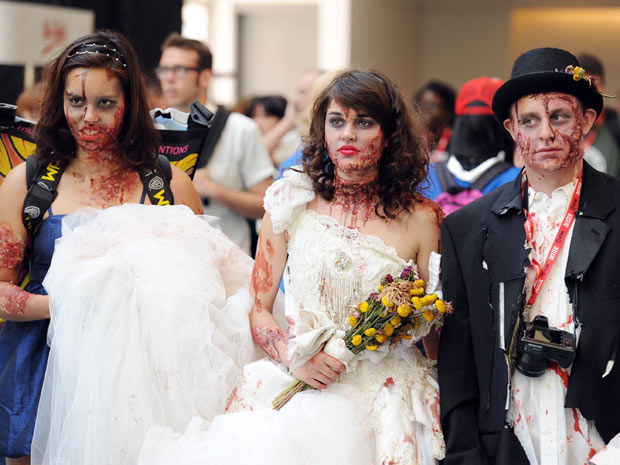 Mariage Zombie
