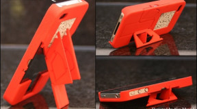 Tri Stand Iphone en impression 3D