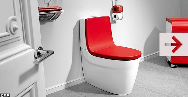 WC ambiance design