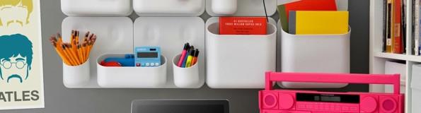 Des id es de d coration design pour le bureau des id es - Idee bureau pour petit espace ...