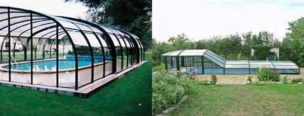 Des id es pour choisir son abri de piscine des id es for Quel abri de piscine choisir
