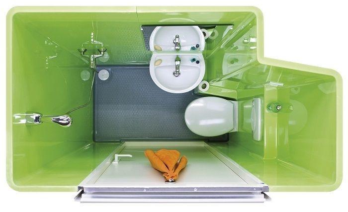 des id es pour am nager une petite salle de bain des id es. Black Bedroom Furniture Sets. Home Design Ideas