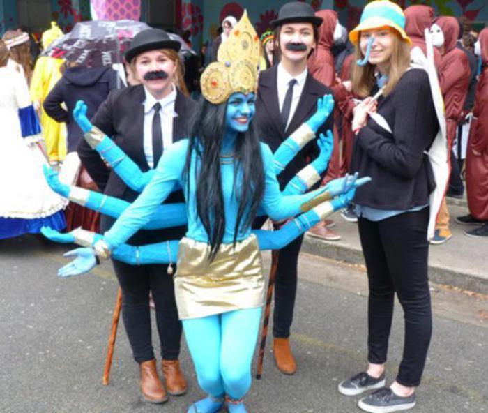 Grandmont  un carnaval pas comme les autres