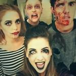 Maquillage qui font peur