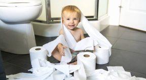 Des idées pour l'apprentissage de la propreté des enfants