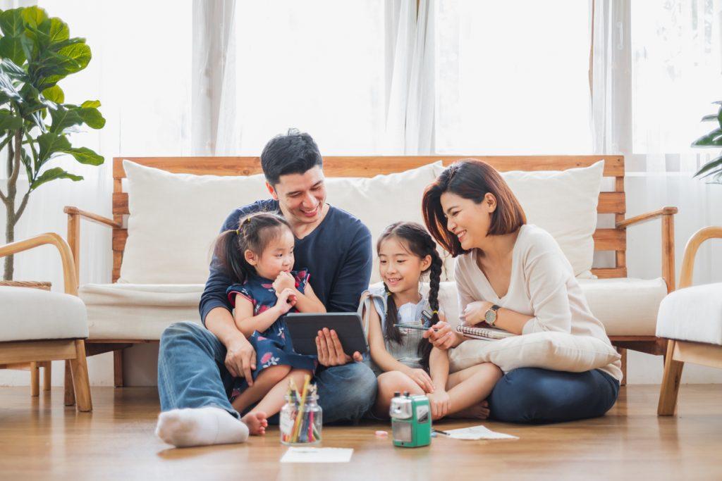 Des idées de jeux pour renforcer les liens familiaux